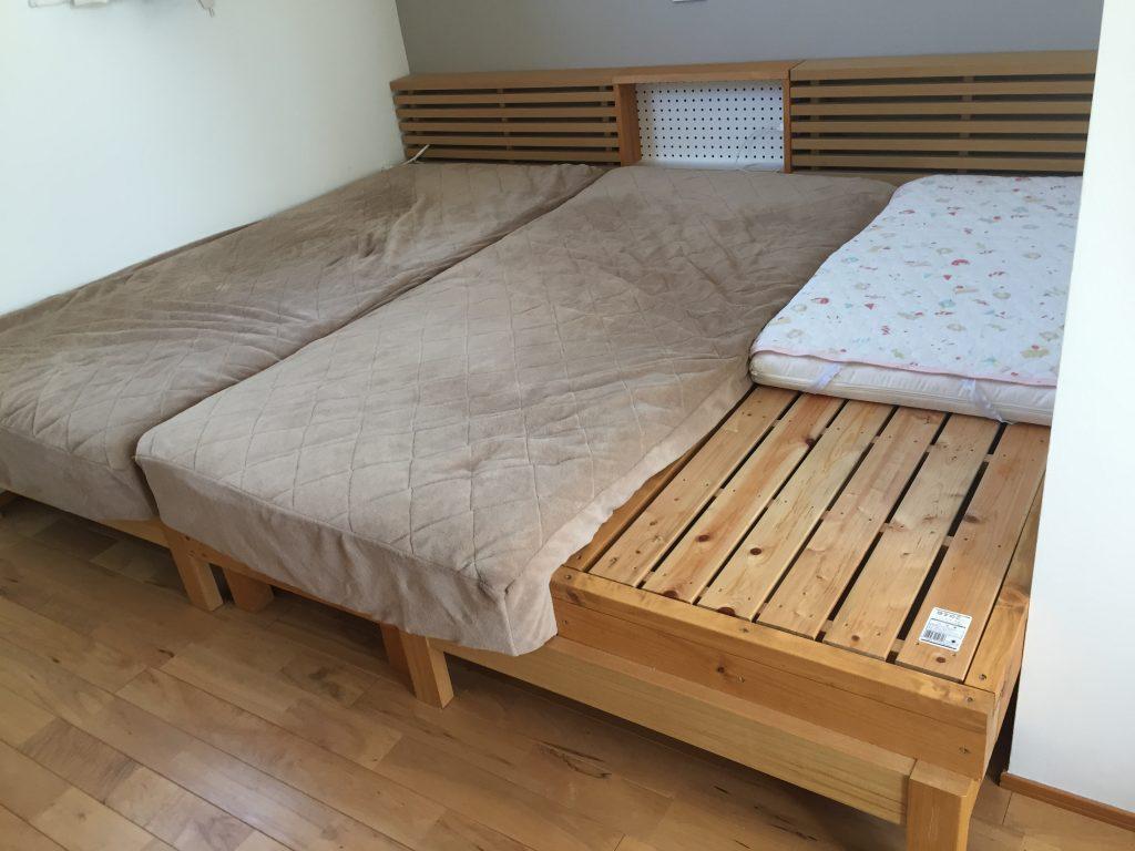 寝室ベッド2