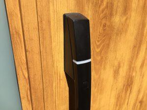 玄関電気錠